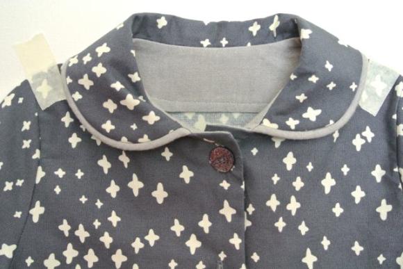 coat collar